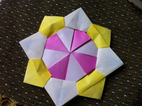 ハート 折り紙 折り紙コースター作り方簡単 : chinjuh.mydns.jp