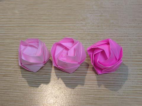 ハート 折り紙 折り紙 立体 バラ : chinjuh.mydns.jp